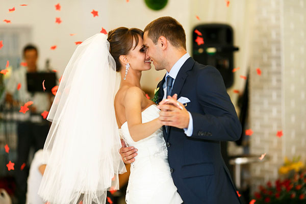 WEDDING FIRST DANCE LESSON PACKAGES